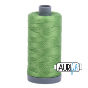 Aurifil 28 Cotton Thread - 1114 (Green)